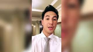 Harvey Moeis & Sandra Dewi wedding Instastory