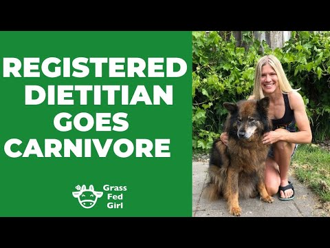Registered dietitian and competitive runner goes on carnivore diet for mood and endurance.