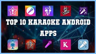 Top 10 Karaoke Android App | Review screenshot 4