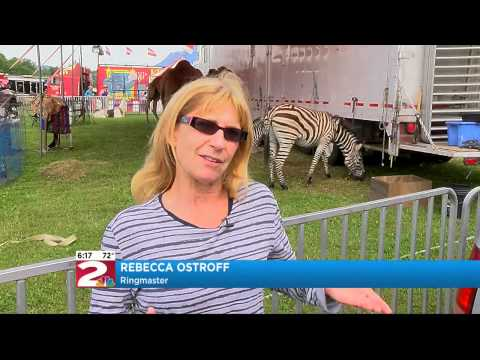 Kelly Miller Circus comes to Richfield Springs