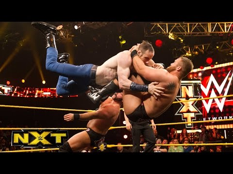 Dash & Dawson Vs. The Vaudevillains – NXT Tag Team Championtitel Match: WWE NXT – 25. November 2015