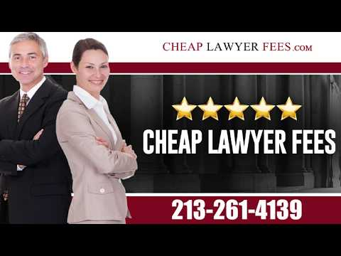 Cheap Lawyers Los Angeles CA