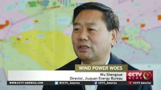 Northern China wind turbines face oversupply issues