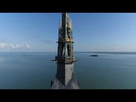 Le Mont Saint Michel Grande Marée avril 2017