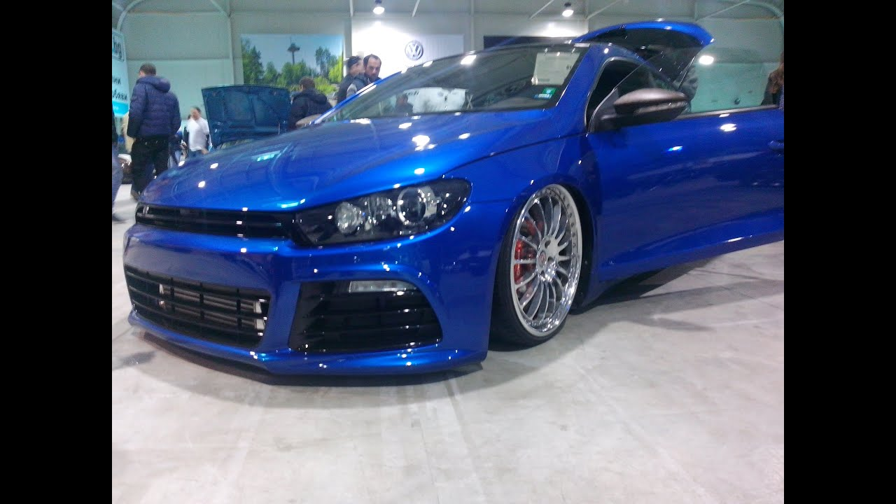 Custom Tuned Volkswagen Scirocco R Youtube