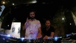 Adam Swain & Rikki Newton - 14/02/2015 @ The Wickham Hotel - Subtrakt presents Danny Howells