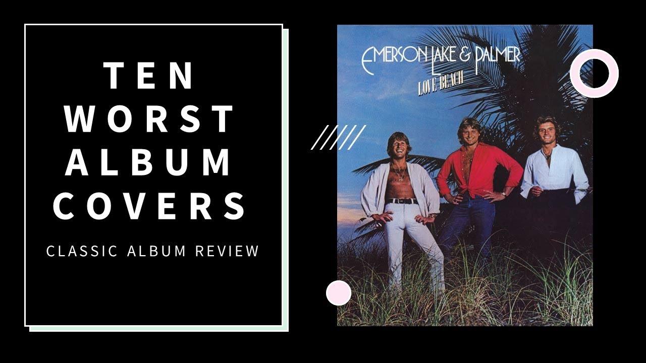 Top Ten   Worst Album Covers