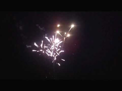 Festa de Aricera - Fogo-de-Artificio {27/07/2013 ~ Parte 2}