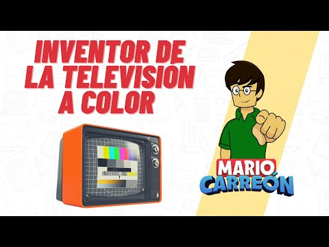 Inventor De La Televisión A Color