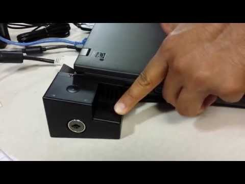 Lenovo ThinkPad L440 Docking Station  Equipment Setup