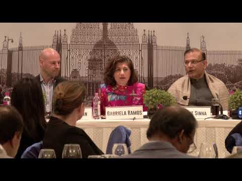 Raisina 2018 | Navigating the chrome age : jobs, growth and public policy