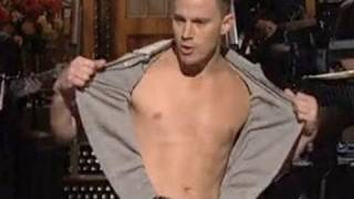 Just Dance - SNL Channing Tatum, Madonna, Grammy Awards, Smash, Cleveland Show, Dance Moms