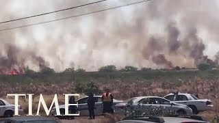Wildfire On Hawaiian Island Of Maui Forces Thousands To Evacuate | TIME
