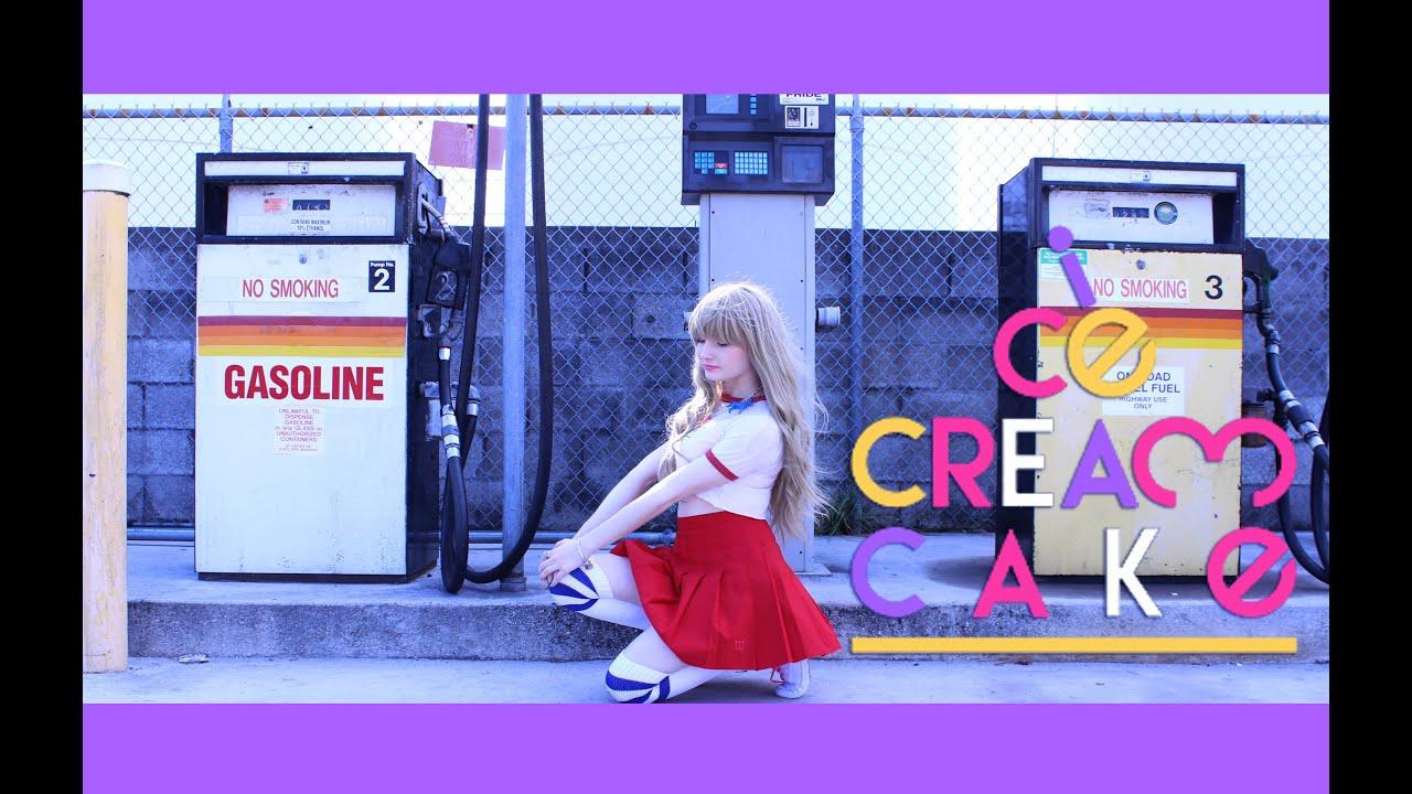 ICE CREAM CAKE? RED VELVET [????] [DANCE COVER MV] - YouTube