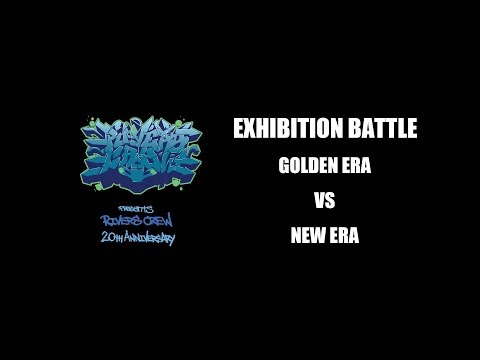 Exhibition Battle | Golden Era VS New Era @ Rivers Crew 20th