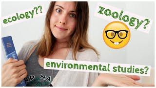 What major should you choose? || Environmental & Wildlife Biologists