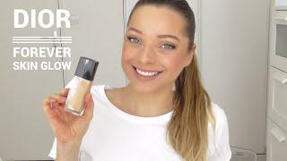 DIOR FOREVER SKIN GLOW : TEST & REVUE | beautybycarlene