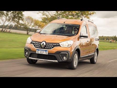 Nuevo Renault Kangoo, todos los detalles