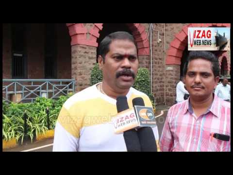 Memorandum given collector for  Journalist protection