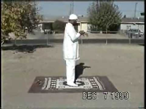 PROPHET YAHWEH - Summoned Las Vegas UFO 3