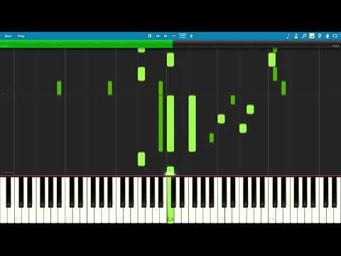 Inochi No Namae Piano (By Hirohasi Makiko)