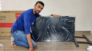 Unboxing Impex 50 inch TV