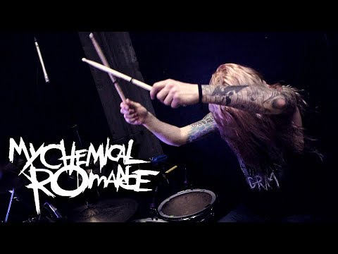 Kyle Brian - My Chemical Romance - Welcome To The Black Parade (Drum Cover)