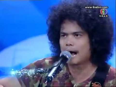 Thailand got Talent 2013 สมชาย นิลศรี - นกพิราบสีขาว