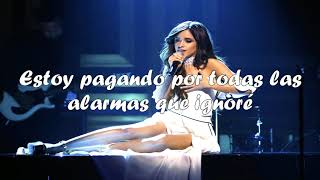Camila Cabello - Consequences [Letra en español]