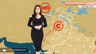 Weather Forecast for April 26: Dust storm in Delhi, Haryana, Rajasthan; Rain in Kerala, TN