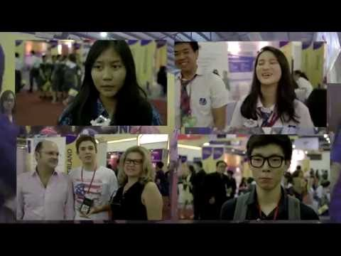 World Education Expo Indonesia 2015 - 2016 Music Video