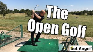 Betfair trading - The Open Golf championship - Peter Webb