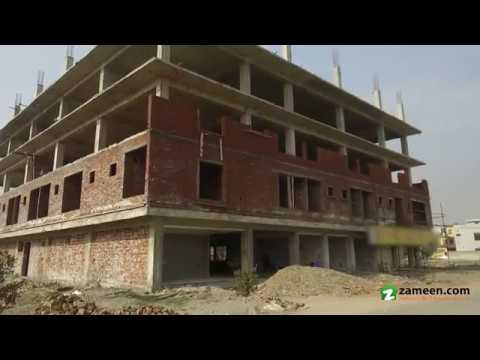 APARTMENT FOR SALE ON EASY INSTALLMENT PLAN CANAL GARDEN LAHORE