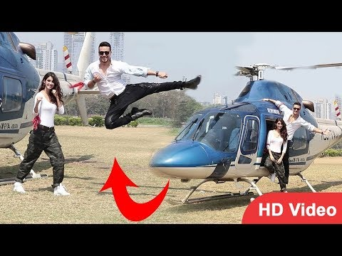 Tiger Shroff's AMAZING Baaghi 2 Action STUNT With Gf Disha Patani Will Blow Ur Mind