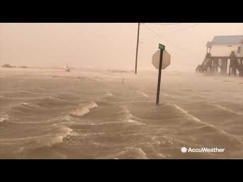 What it was like to be on the Alabama coast as Gordon made landfall