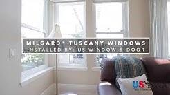 Milgard Tuscany Windows Installed by US Window & Door - Carlsbad, CA