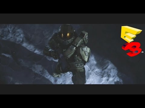 Halo 5 Guardians - Single Player Trailer and Gameplay Demo - E3 2015 (Halo 5: Guardians)