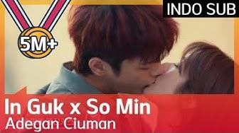??? Adegan Ciuman Seo In Guk ♥ Jung So Min #TheSmileHasLeftYourEyes ?? INDO SUB??
