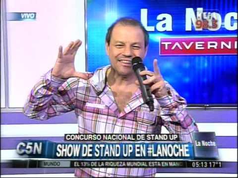 C5N - LA NOCHE: SHOW DE STAND UP