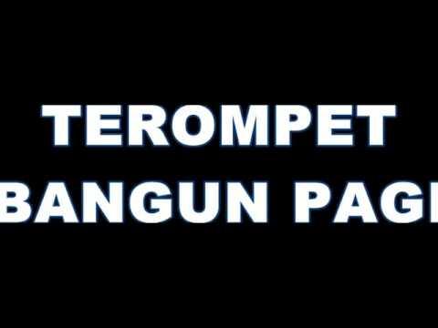 Terompet Bangun Pagi TNI
