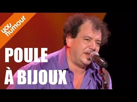 Eric TOULIS et Brahim HAIOUANI - Poule à bijoux