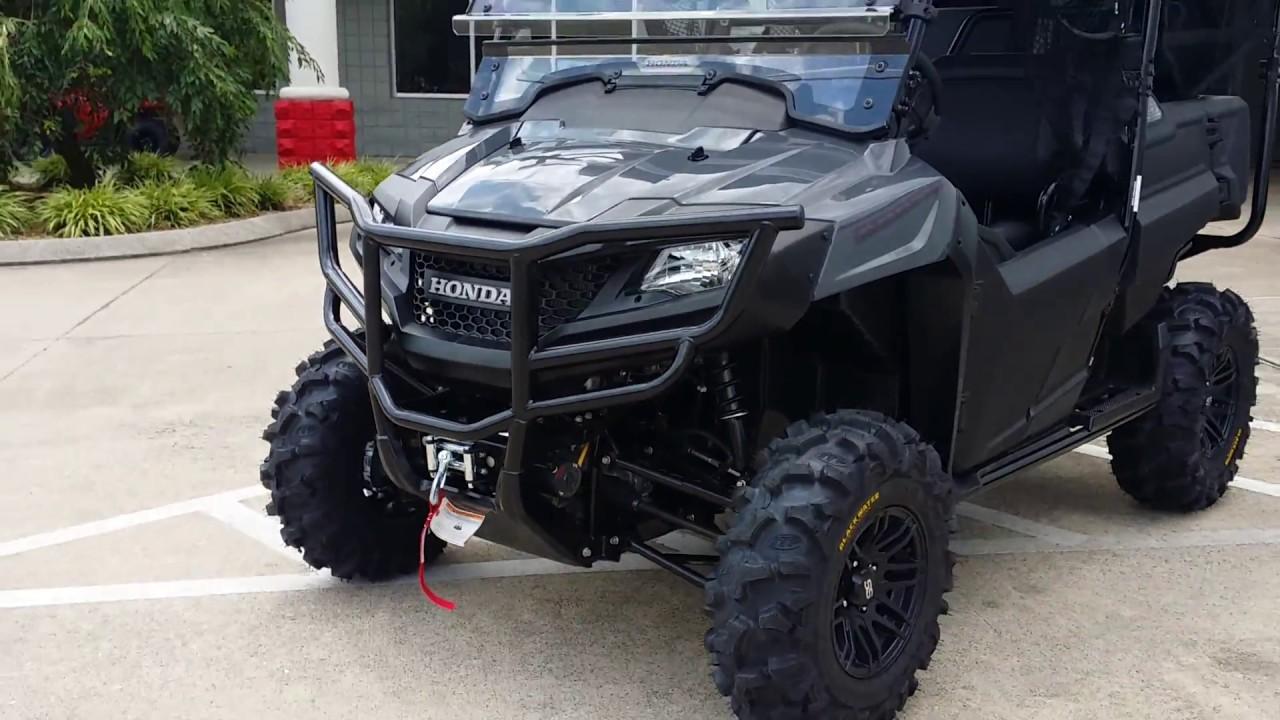 "Honda Pioneer 700 >> Custom Honda Pioneer 700-4 27"" ITP Tires & Wheels - UTV / Side by Side ATV / SxS | SXS700M4 ..."