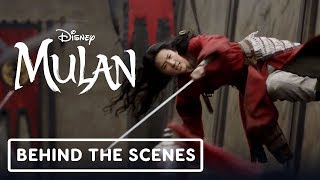 Disney's Mulan (2020) - Official Stunts Clip
