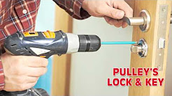 Pulley's Lock & Key