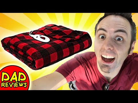 BEST ELECTRIC BLANKET? | Biddeford Electric Heated Blanket Review