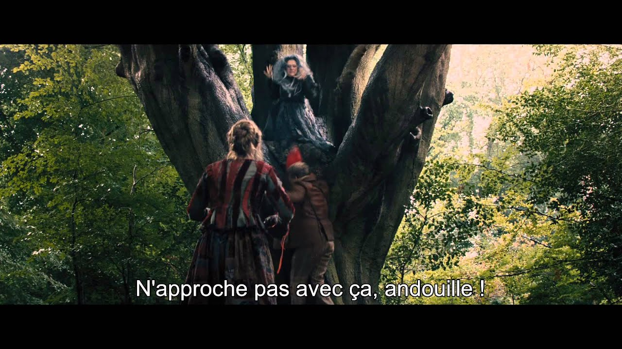 Into the Woods - Extrait : I Don't Like That Woman I Disney