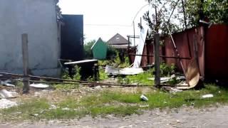 Новороссия: туда и обратно. Часть 2/1. Видео из станицы Луганская