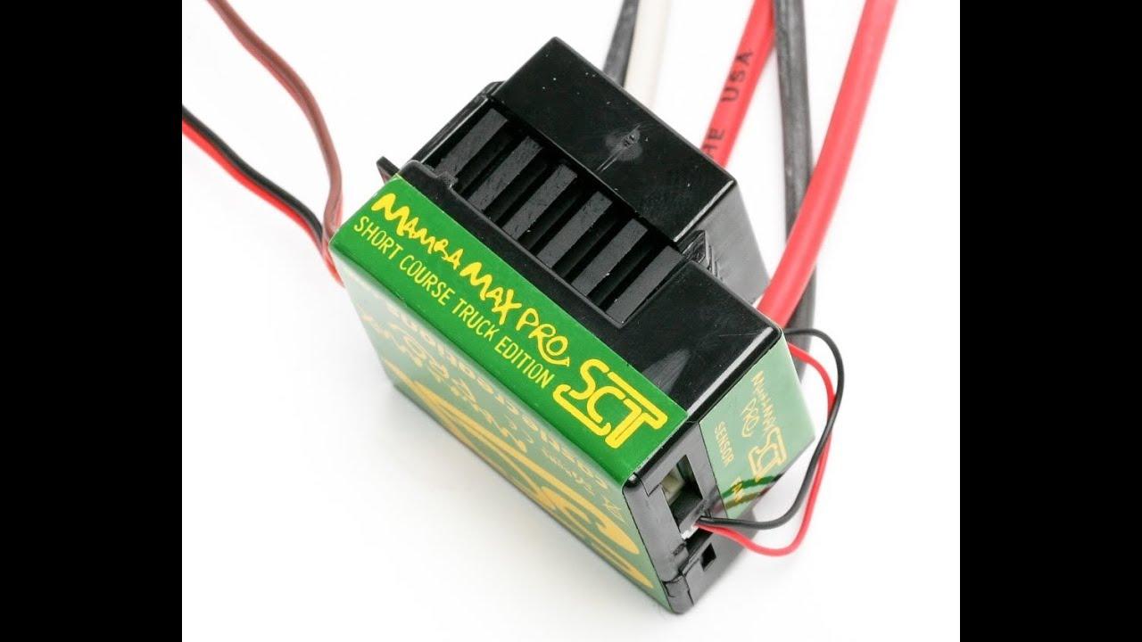 Mamba max pro amps on
