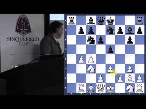 The English | Responding to c4 - GM Yasser Seirawan - 2014.02.06