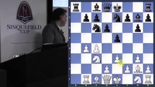 The English   Responding to c4 - GM Yasser Seirawan - 2014.02.06